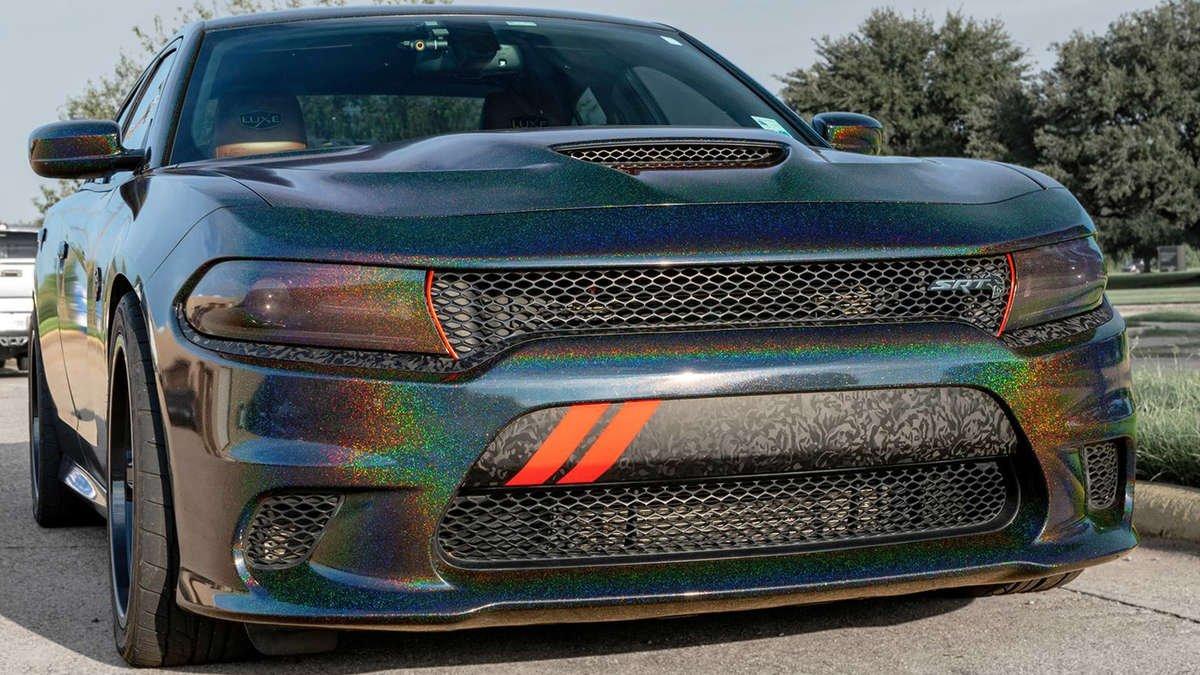 kpmf morpheus black luxe auto concepts charger