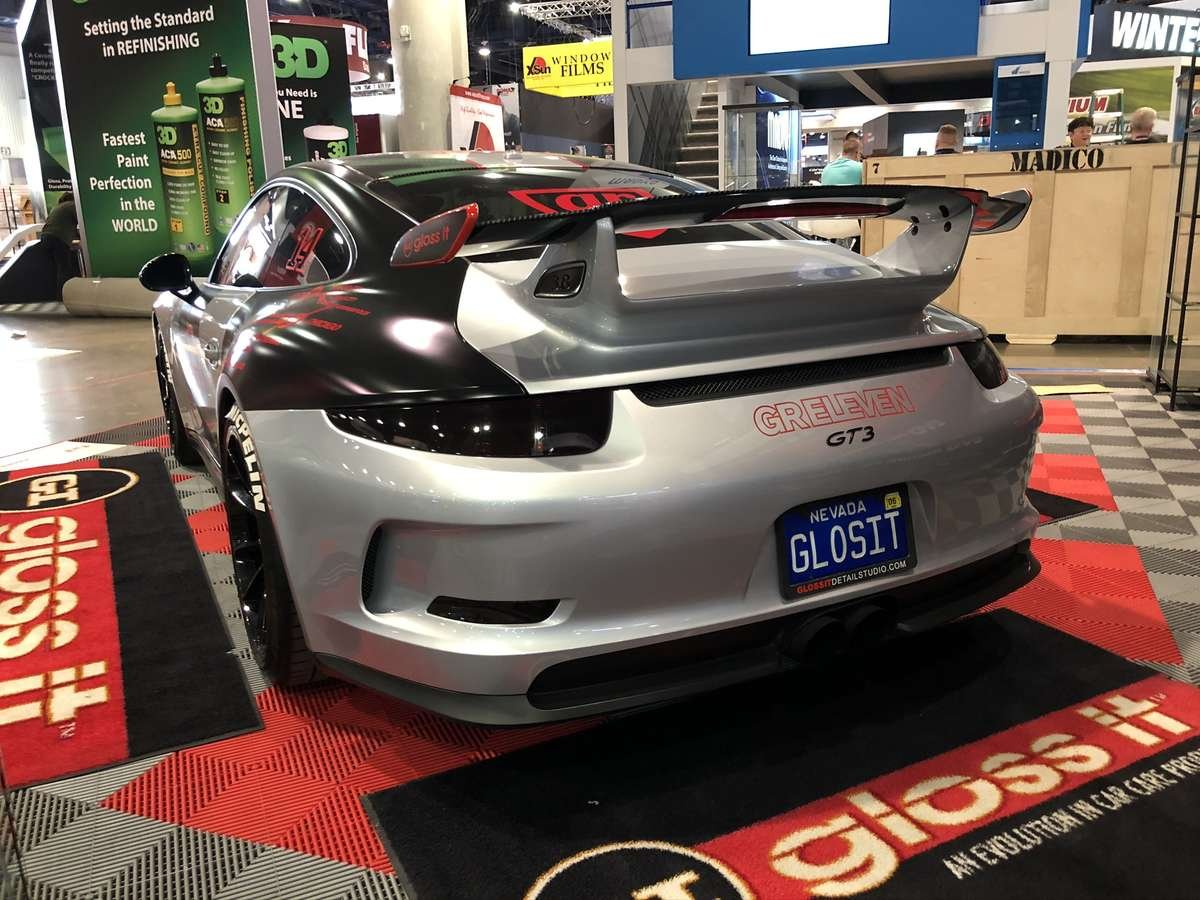SEMA, SEMA Show, Launchpad, SEMA Launchpad, Finalists, Automotive Industry, LightWrap, auto tint, light tint,