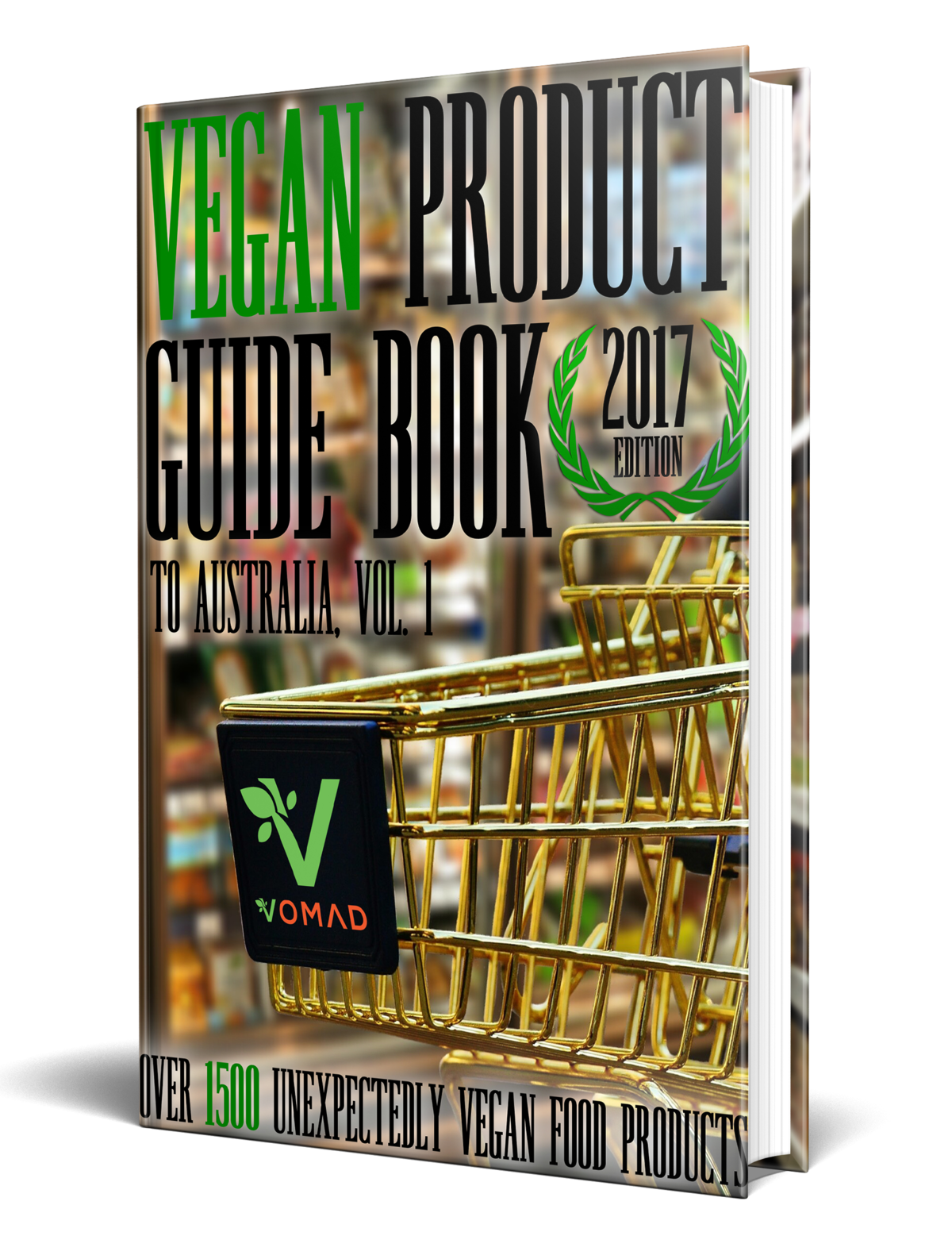 Vegan Product Guide Book