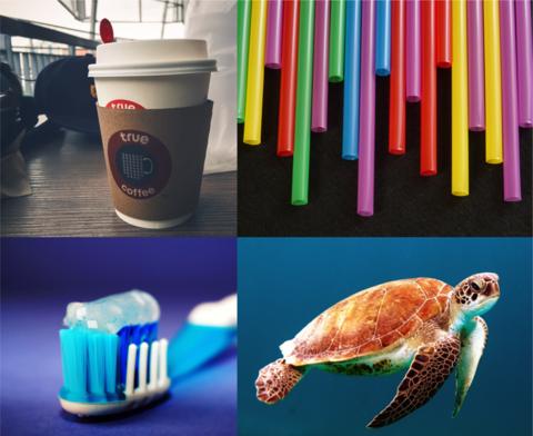 Refuse Single Use Plastic