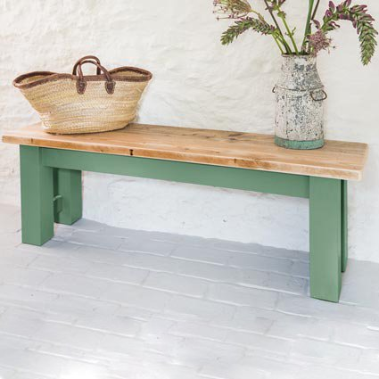 Reclaimed Kitchen Bench