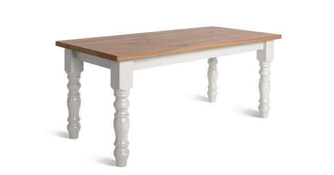 Rustic Oak Table- Farmhouse Table Company