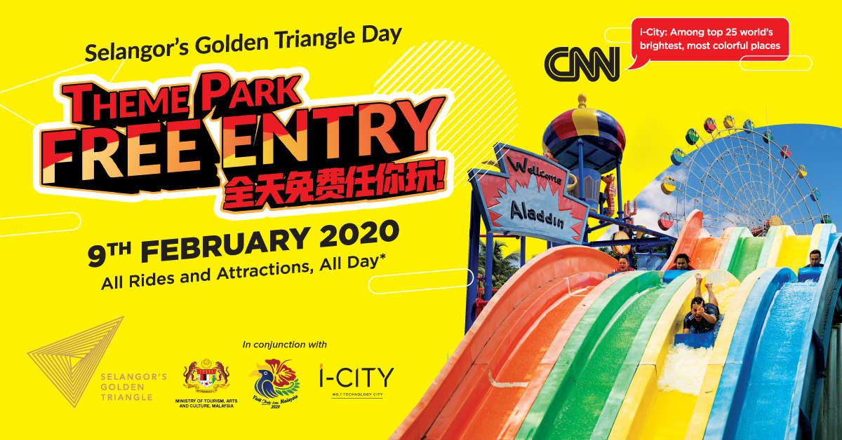 Selangor's Golden Triangle Day 2020 i-City