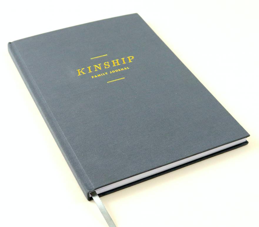 kinship family journal kickstarter