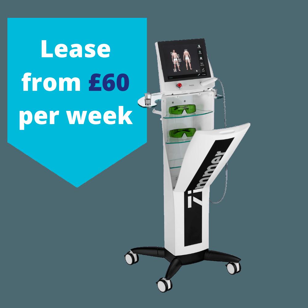 Financing Laser Device