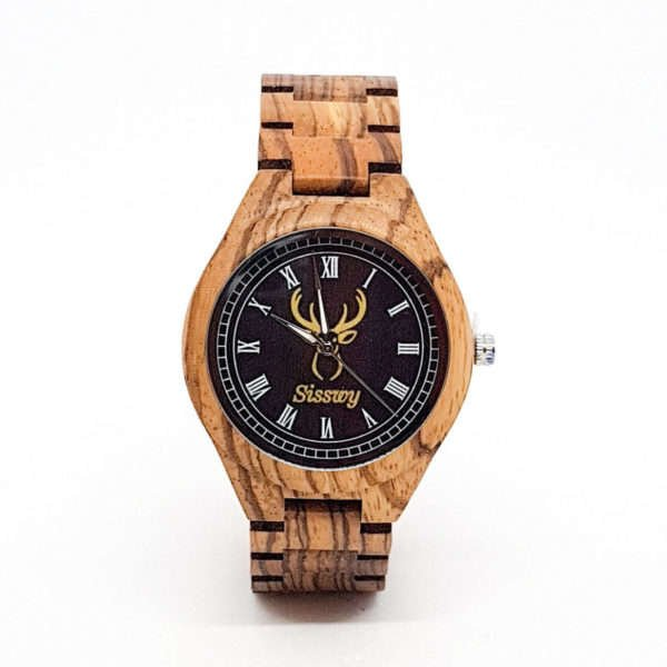 Sisswy -Wood watches for men