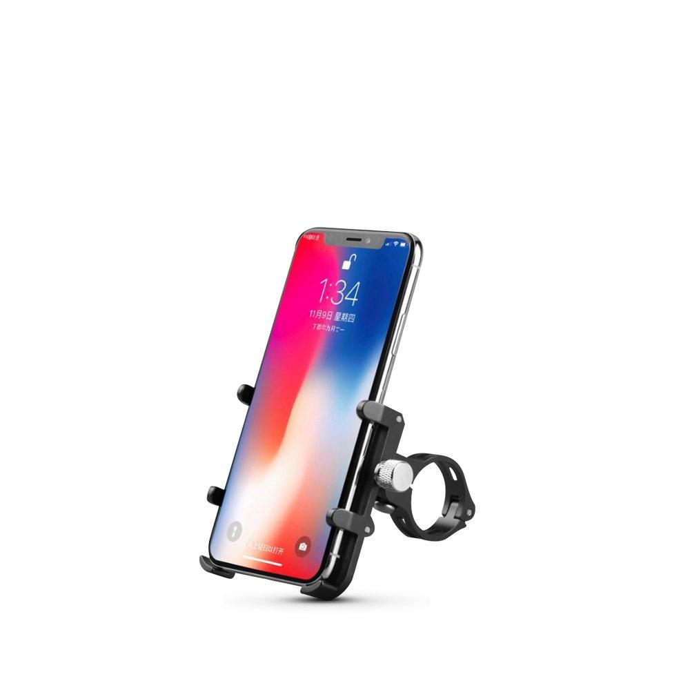support smartphone guidon accroche téléphone