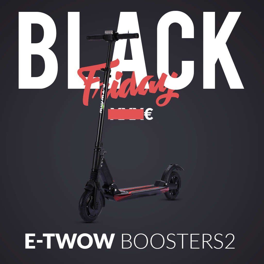 trottinette electrique black friday etwow