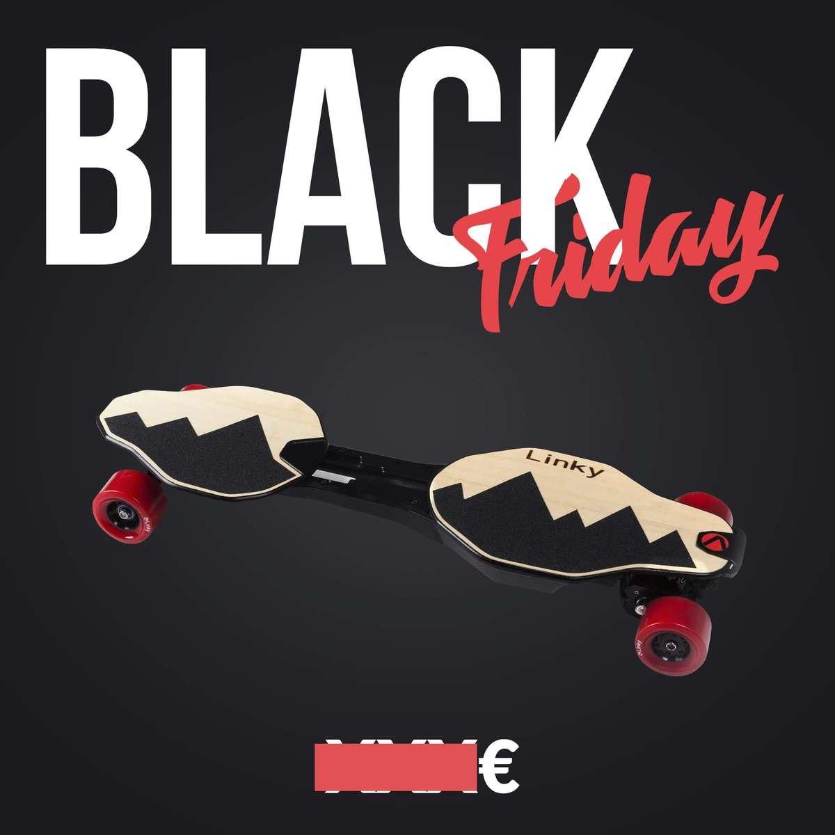 skate electrique black friday linky