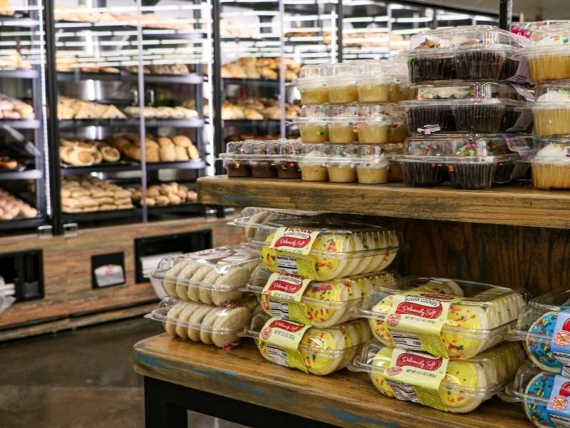 The Marco Company Bakery Displays