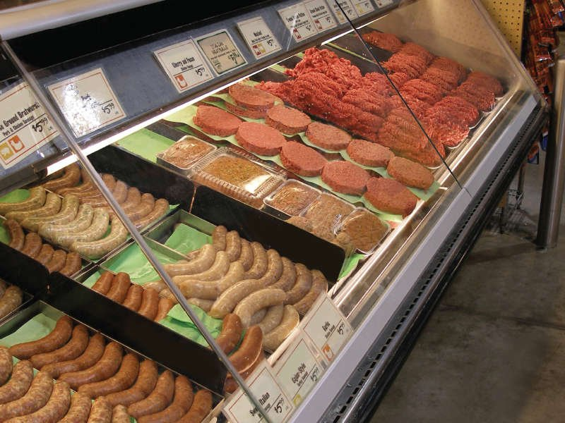 The Marco Company Dairy, Meat, & Seafood Displays