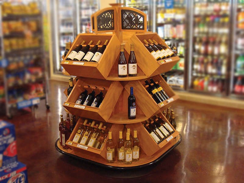 The Marco Company Wine & Spirits Displays