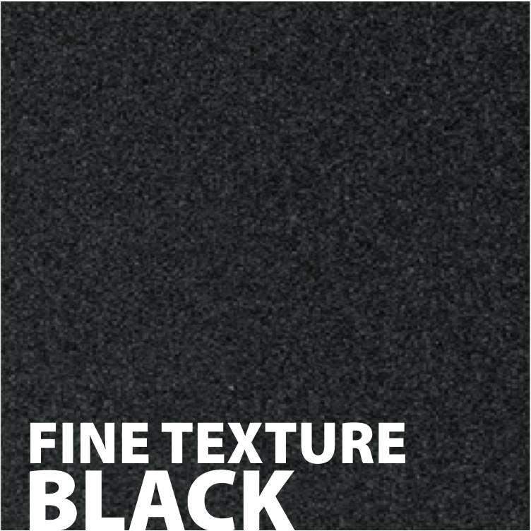 Fine Texture Black