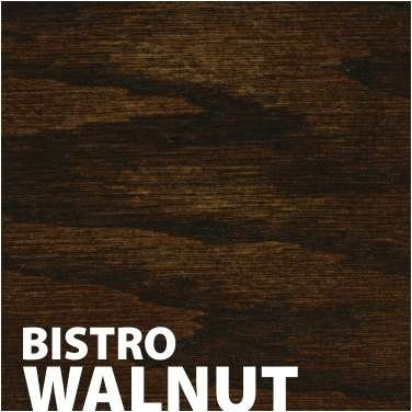 Bistro Walnut