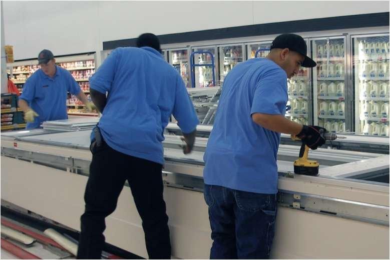 case refurbishment   services   The Marco Company