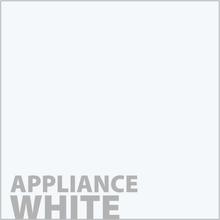 Appliance White