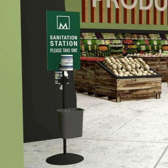 Sanitation Stations | Portable Hand Washing Solution | The Marco Company
