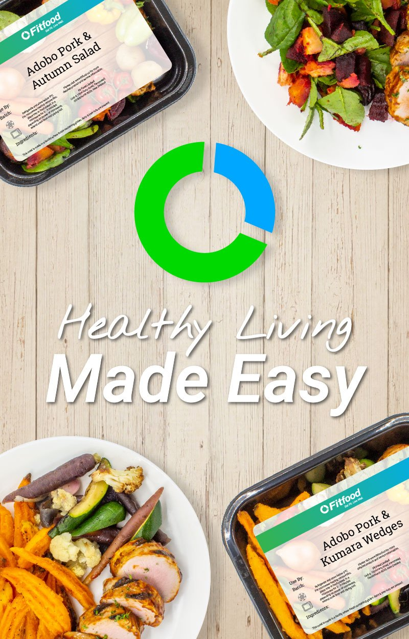 Fitfood - New Zealand's Gourmet Healthy Ready Meal Company