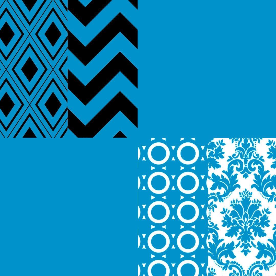 PANTONE Malibu Blue
